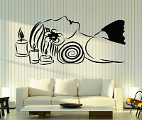 Wall Stickers Vinyl Decal Massage Beauty Salon Spa Relaxation Relax  z4590