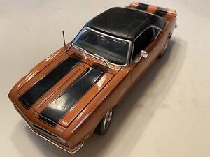 Maisto well preserved die cast 1968 Chevrolet Z/28 Camaro Model Car