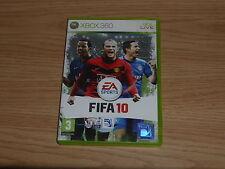 FIFA 10 Xbox 360 komplette Fun Fußball Sport Spiel Top Zustand!