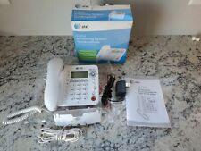 AT&T ATT 1856 Speakerphone Digital Answering System Caller ID Call Waiting  Box