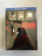Batman: The Complete Animated Series Deluxe Limited Edition Blu-Ray No Digital