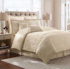 Bridge Street Estelle Queen 4-piece Comforter Set in Ivory