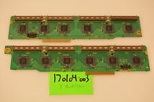 PANASONIC TH-42PX60U Y Buffers TNPA3818 SU ; TNPA3819 SD