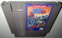 NICE COND Nintendo NES Game MEGA MAN 3 Cleaned Super Fun RARE! III Awesome