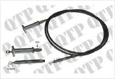 Quicke Loader Cable Ball & Eye Piece, Length: 2400mm