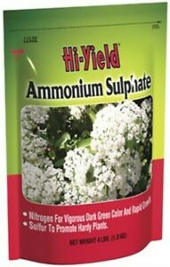 4lb Ammonium Sulfate,No 32177,  VPG FERTILOME