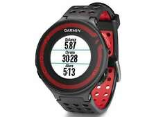 Garmin Forerunner 220 GPS Enabled Sport Running Waterproof Watch - Black/Red
