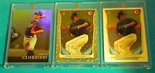 2ct. BENT HONEYWELL (RC's) 2014 BOWMAN DRAFT + SILVER ICE (SP) + BONUS Platinum