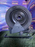 2013 Mustang Spare Tire Compact  Kit w/ Wheel Lock Scissor Jack OEM T1185/80R17