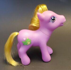 My Little Pony G3 ROYAL BEAUTY Crystal Rainbow Castle Ponies Purple Frog RARE