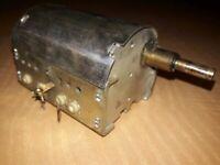 Drehkondensator AM-Tuner (ohne Antriebsrad) aus Saba Freudenstadt 100