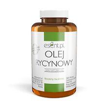 Olej Rycynowy naturalny 100% 500 ml.
