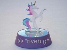 UNICORN FIGURINE Gift@Unique L.E.D. LIGHT UP MYTHICAL GLASS FANTASIA CREATURE