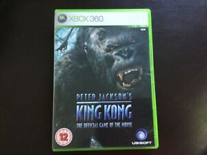 XBox 360 King Kong (Peter Jackson's The Official Game of the Movie)