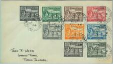 83452 - Turks & Caicos - POSTAL HISTORY -    COVER  from  SALT CAY 1946