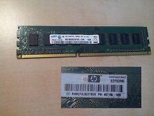Molulos RAM 1GB PC3-10600U  497156-D88
