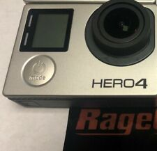 GOPRO Hero4 Argent Caméra HDMI Out Not Working Lire la Description