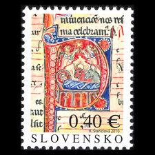 Slovakia 2010 - Christmas - Sc 603 MNH