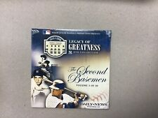 2008 Daily News New York Yankees Legacy of Greatness DVD The Second Basemen