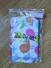 New listing Thirty-One Medium Thermal Zipper Pouch Tweethearts New
