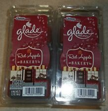 Glade Red Apple Bakery Wax Melts 8 Packs of 6
