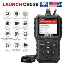 Automotive Scan Tool Vehicle Code Reader Diagnostic Scanner FULL OBD2 Functions