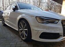 Audi A3 8V Sportback Seitenschweller Schweller Spoiler Seitenleisten S-Line S3