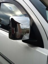 To Fits Vauxhall Opel COMBO C 2001-2011 Abs Chrome Mirror Cover 2Pcs
