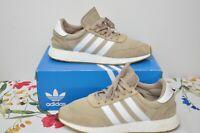 Adidas Men's Originals INIKI I-5923 Running Boost Shoes Sand - B27874 Size 12