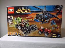 LEGO 76054 Batman: Scarecrow Harvest of Fear DC COMICS SUPER HEROES New Sealed