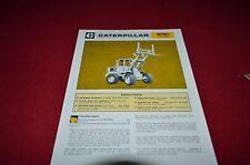 Caterpillar 930 Wheel Loader Log Loader Dealers Brochure DCPA8 ver2
