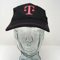 T-Mobile Tuesdays Baseball Cap Hat Youth Cotton Black Pink OSFM Strap Back