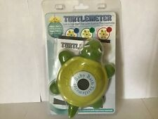 Turtlemeter - The Baby Bath Floating Turtle Toy andBath TubThermometer