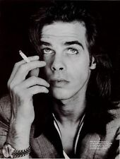 Nick Cave 'Mojo' Interview Clipping