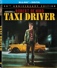 Taxi Driver 40th Anniversary Edition (2016, Blu-ray New)