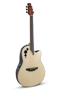 Ovation Applause Acoustic Electric Cutaway Guitar - Spruce Top