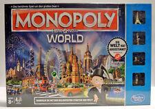 Hasbro Gesellschaftsspiele aus Pappe mit Wirtschafts-Thema