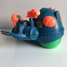 BUCKY 'O' HARE VEHICLE TOAD CROAKER 100% COMPLETE WORKING / CLEANED 1990S HASBRO