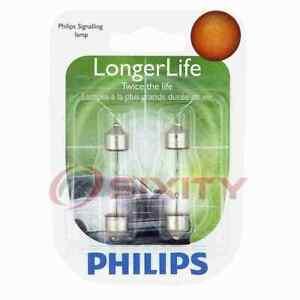 Philips Glove Box Light Bulb for Porsche 911 944 968 1970-1995 Electrical fz