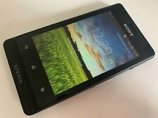 Sony Xperia go Go - 8GB - Black (Unlocked) Smartphone