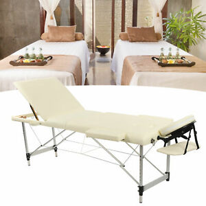 Spa Bed Soft Simple Installation Eco‑friendly for Beauty Salon
