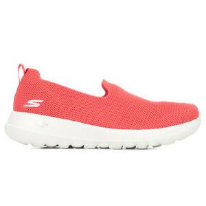Chaussures Baskets Skechers femme Go Walk Joy Sensational Day taille Rose