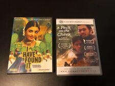 Tamil Movies DVD:I Have Found It (Rajiv Menon) +A peck on the cheek(Mani Ratnam)