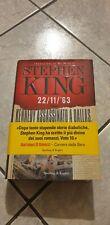 Stephen King, 22/11/'63 | Come nuovo con fascetta