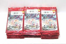 (28) Packs Force of Wil Alice Cluster 1st Set Seven Kings of the Lands Unopened