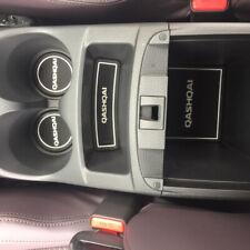 antiscivolo tappetino interno porta tazza tappetini per Nissan Qashqai J11 2018-