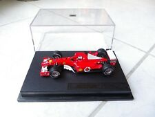 Ferrari F2002 Rubens Barrichello #2 1/43 2002 F1 Hotwheels Mattel Formule 1
