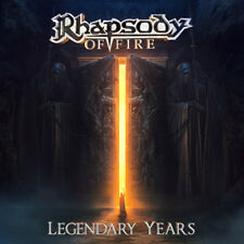 Rhapsody of Fire - Legendary Years [New CD]