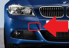 BMW NEW GENUINE 3 E90 E91 08-12 FRONT M SPORT BUMPER TOW HOOK EYE COVER 7891391