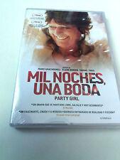 "DVD ""MIL NOCHES UNA BODA"" PRECINTADO SEALED PARTY GIRL MARIE AMACHOUKELI CLAIRE"